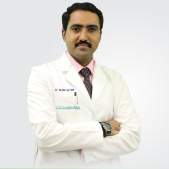 Dr. Nataraj H M